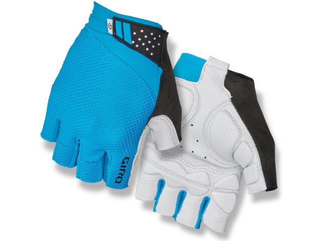 Giro Monaco II Gel Gloves Men blue jewel